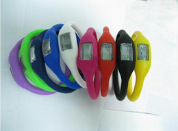 Wholesale Silicone Watch 1atm - 2014 Factory Sales price 1ATM Waterproof Silicone Watch   Negative Ion Sport Watch Silicone Wrist Health Watch,mixed Colors XMAS gift