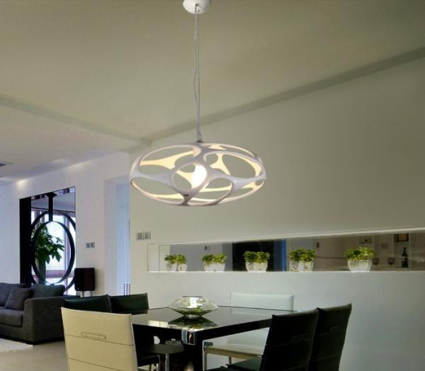 Roof Lighting Concept In Basic Form: Andromeda Concept Ceiling Light Pendant Lamp Hanging