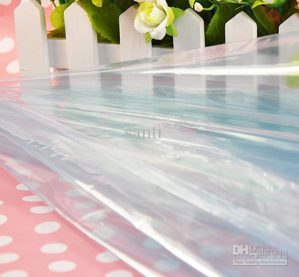 Moda engrosamiento paraguas transparente rendimiento ecológico bumbershoot sombrilla Precio de fábrica