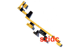 Wholesale Ipad Volume - New Power On Off Switch Mute Volume Button Flex Ribbon Cable for iPad 3 Replacement Parts