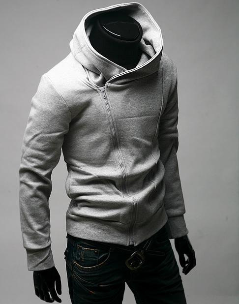 2017 New Winter Hoodies Fashion Men Hoodies Sweatshirts Long Sleeve Cardigan Casual Cotton Hooded Fleece Zipper Men overcoat Outerwear M22