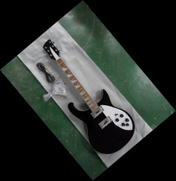 Wholesale Unfinished Electric Guitar Bodies - Unfinished-electric guitar 325 330 360 model in black High Quality Wholesale HOT Sale 131101