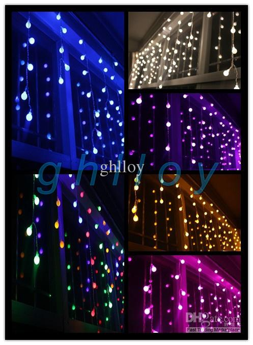 Christmas Led Icicle Lights Christmas Tree Lights