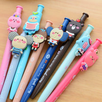 Free shipping   New animal series ball pen   gift ballpoint ...