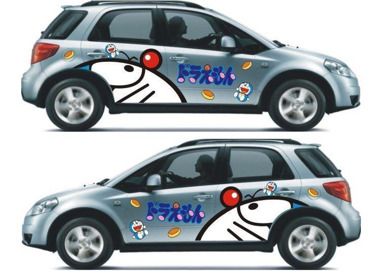 2018 cartoon doraemon car stickers doraemon garland customers body 2018 cartoon doraemon car stickers doraemon garland customers body stickers from heli90 2497 dhgate voltagebd