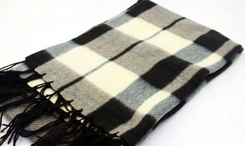 Gratis frakt - Direkt fabrikspris Fashion Mens 'Scarfs Wraps 16 Färgstilar kan blandas beställda