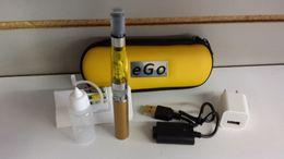 Wholesale Electric Cigarettes Sets - 20% oFF!!!! zipper case eGo carrying case electric cigarette wholesale ego starter kit in zip case
