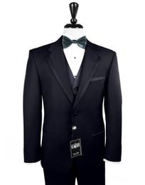 Boy Beige vest online shopping - Custom made NEW Groom Tuxedos Wedding Groomsman Suit Groomsman Bridegroom Suits Jacket Pants Tie Vest Boy Suit