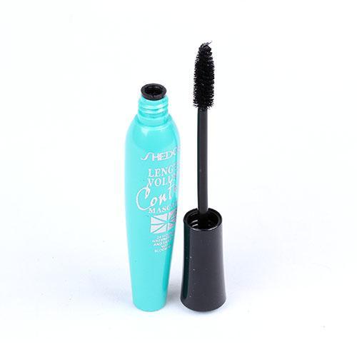 Mascara Märke Eyelash Tillväxt Volym False Lash Effect Super Lash Mascara Extra Långvarig Silk Klar Vattentät 8229