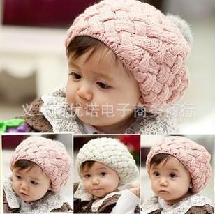 Gratis verzending 2011 Hot Selling 5 Stuks / partij Nieuwe Mode Hoge Kwaliteit Design Baby Hat