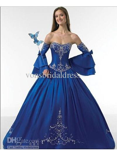 Gothic wedding dresses for cheap