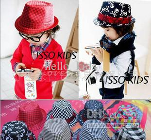 81d77c6fc401b 2019 Top Baby Fedora Hat Infant Knitted Cap Beanie Accessories Kids Crochet  Canvas Hat Headgear From Hello kids