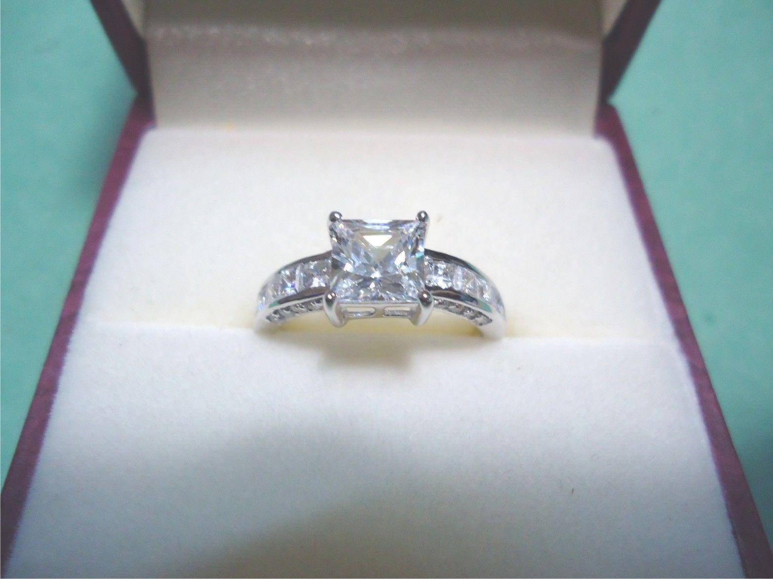 Cost Of   Carat Diamond Princess Cut