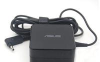 asus ac güç adaptörü toptan satış-Yüksek kalite yeni 19 V 2.37A Asus UX21 31 32 UX31A için 45 W güç ac adaptör şarj