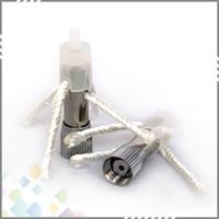iclear16 spulen großhandel-Innokin IClear 16 Clearomizer Wiederaufbaubarer Doppelspulenkopf Iclear16-Kopfspulenkern