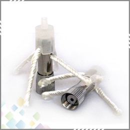 Wholesale Dual Core Clearomizer - Innokin IClear 16 Clearomizer Rebuildable Dual Coil Head Iclear16 Head Coils Core