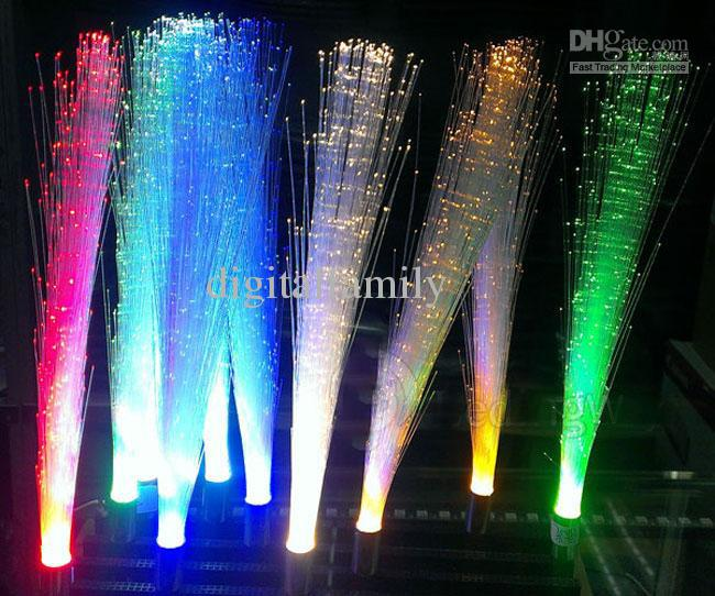 G4 LED Optical Fiber Light DC 12V Purple Pink Warm Green Red Blue Colors LED Bulb lamp Energy Saving light Christmas Gifts