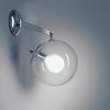 Artemide modern Italian style glass wall lamp bubble childhood DIA 35 CM
