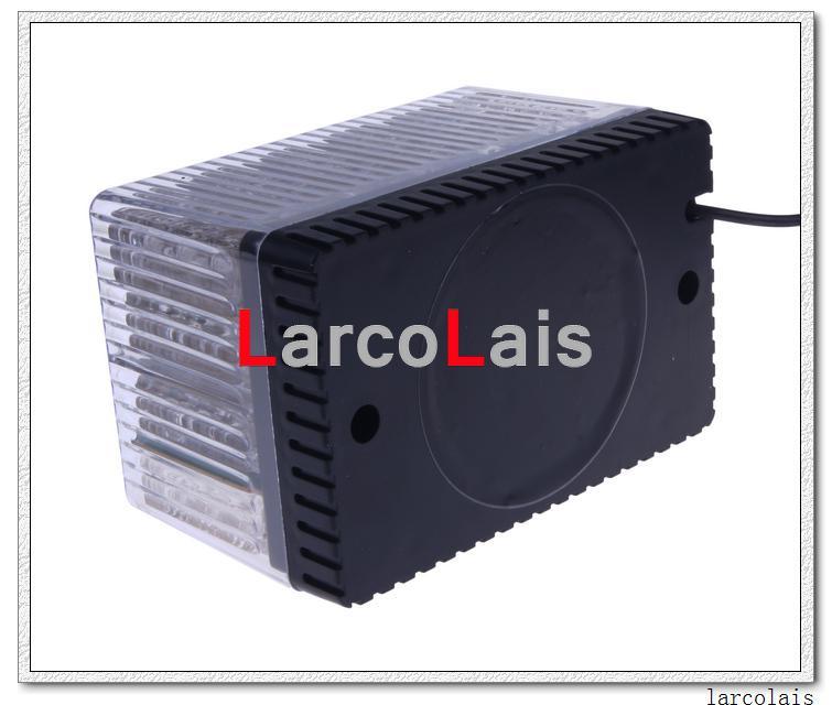 8 kleuren 48 LED 12V EMS Licht Auto Dak Flash Strobe Magneten Emergency Shell Flashing Lights 48LED