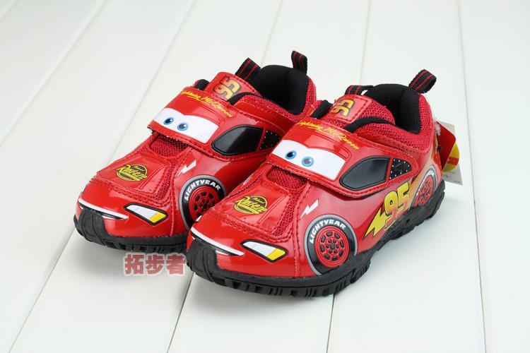 Cars Boy Shoes Boys Leisure Shoes Boy Sport Shoes Children Kids ...