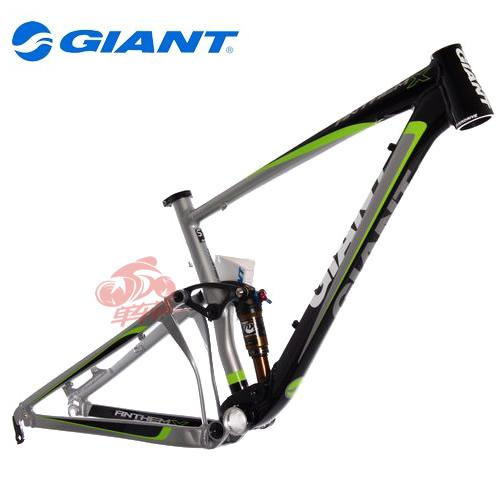 Giant Giant Anthem X Soft Tail Frame Mountain Bike Frame
