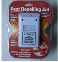 Wholesale Wholesale Ant Killer - retail pack Electronic Riddex Pest Control Pest Repelling Aid Pest Killer Ant Pest Repellent Plus