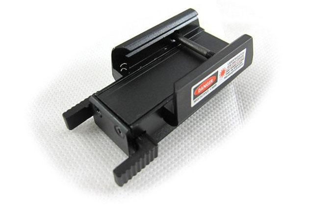 Tactiacl GDHコンパクトピストルレッドレーザーサイトスコープブラック