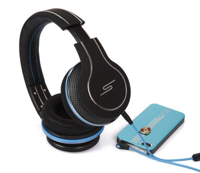 Street by 50 Cent Headphones SMS Audio Edición limitada por Signature Over-Ear Auriculares con cable se envían rápidamente a través de DHL desde corolla