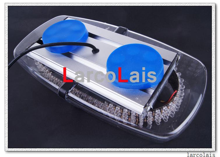 30ピース240 LED車の自動屋根フラッシュストロボ磁石緊急EMSライトシェルフラッシュライトアンバーホワイト