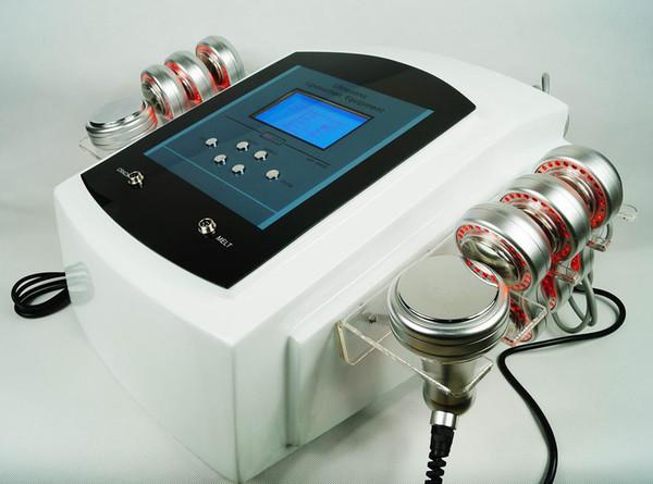 HF-Heizung Ultraschall Kavitation Lipo abnehmen Schönheit Maschine für den Verkauf CE-Zulassung Au-48B
