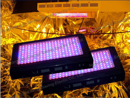 Wholesale Indoor Grow Lights Cheap - Cheap led grow light 10band UV IR RED BLUE 610nm 600W led panel led grow lamp for indoor plants