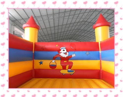 Aufblasbarer Clownentwurf des freien Verschiffens Hüpfburg / Trampolin / bouncy Haus mit Luftgebläse für freies Verschiffen