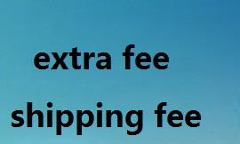 best selling extra fee or shipping fee