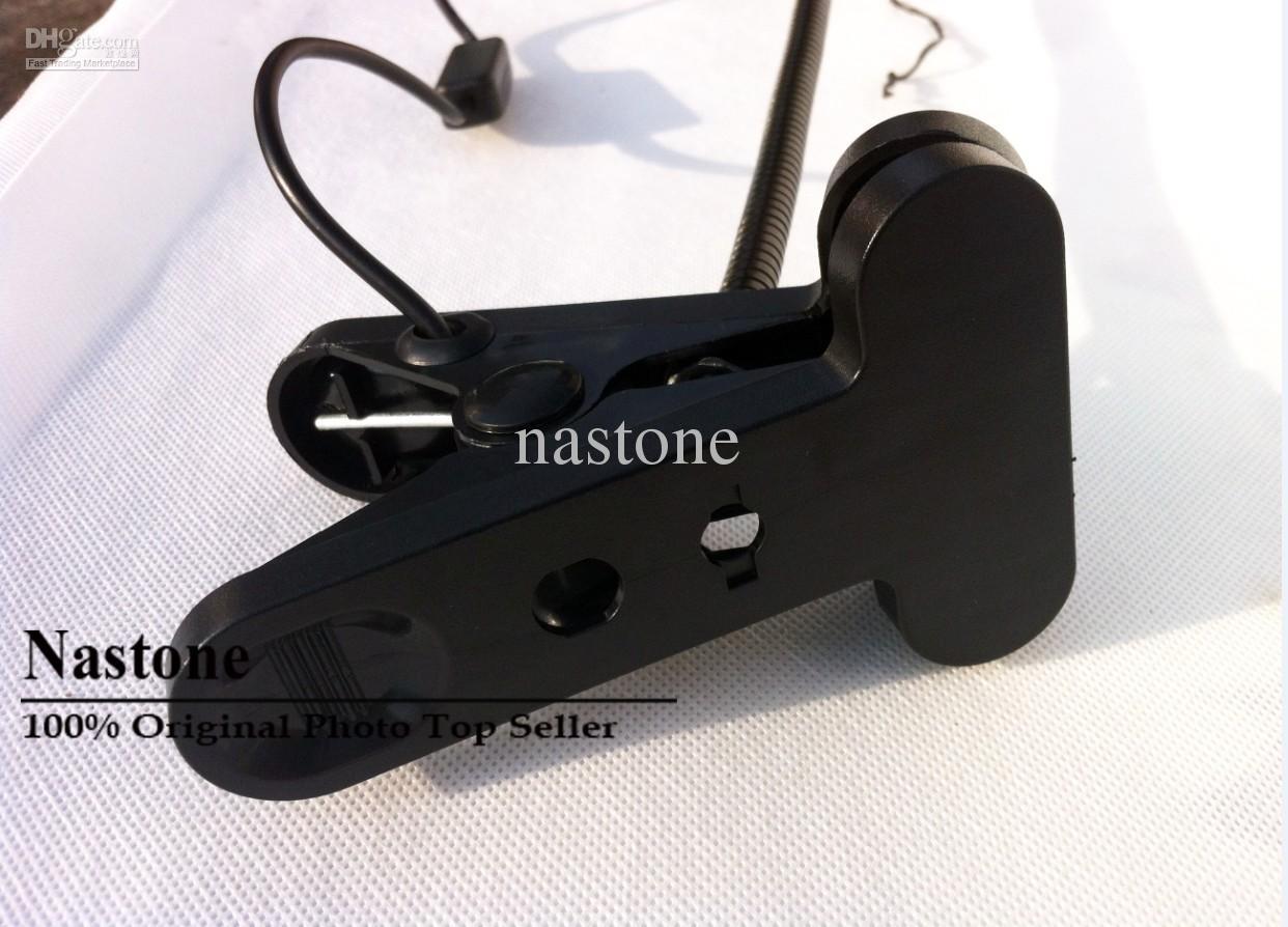 LED 2W USB Licht Helle Clip Lampe Schreibtisch Spot Tisch Bett Licht Flexibler Schreibtisch Home Office