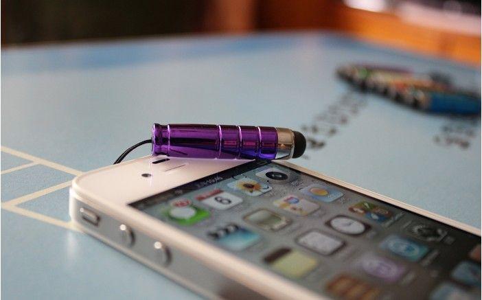 タブレットPCの携帯電話のための普遍的な静電容量のスタイラスのタッチペン送料無料