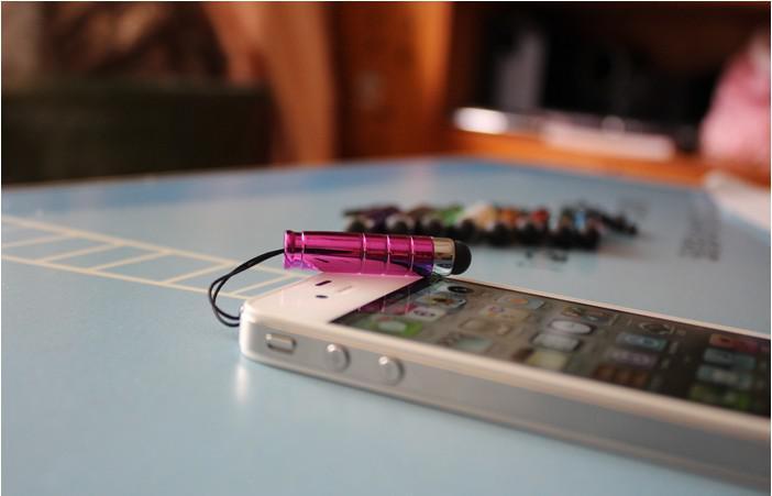 Universal Capacitive Stylus Touch Pen för Tablet PC Mobiltelefon Gratis Frakt