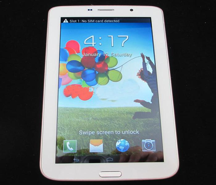 Cheap 7 Inch MTK6515 Capacitive Touch Screen Tablet Pc Android 4 1 512MB  4GB Tablet Phone Call With Sim Card Slot Wifi Bluetooth Best Tablet On The