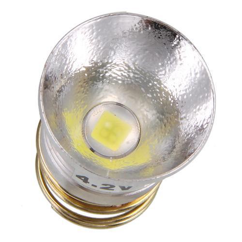 SSC P7 LED 3-Mode 900 lumen LED Drop-en el Módulo Bombilla de recambio antorcha de la linterna 3.6-4.2V