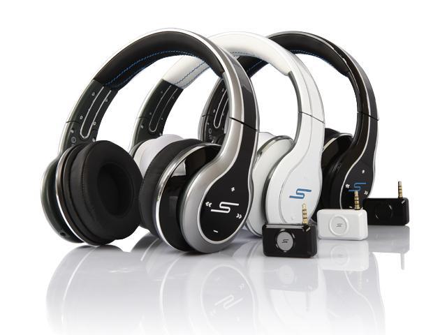 50 Cent Kopfhörer SMS Audio Limited Edition weiß schwarz und silber drahtlose On-Ear DJ Headsets super Ein schnelles Schiff über DHL bester Fabrikpreis