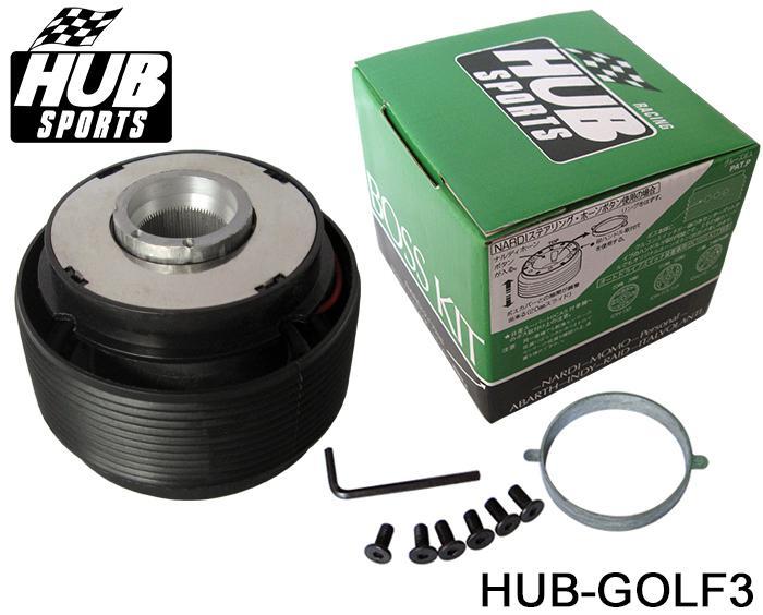 Adaptador de asador Kit de jefe Kit Fit para Volkswagen VW Golf Mk3 Hub-Golf3 tiene en stock