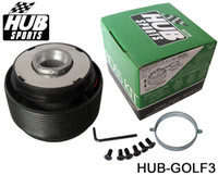 Wholesale STEERING WHEEL BOSS KIT HUB ADAPTER FIT FOR Volkswagen VW Golf MK3 HUB GOLF3 Have In Stock