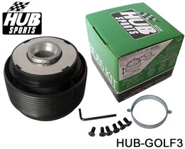 volkswagen vw golf Canada - STEERING WHEEL BOSS KIT HUB ADAPTER FIT FOR Volkswagen VW Golf MK3 HUB-GOLF3 Have In Stock