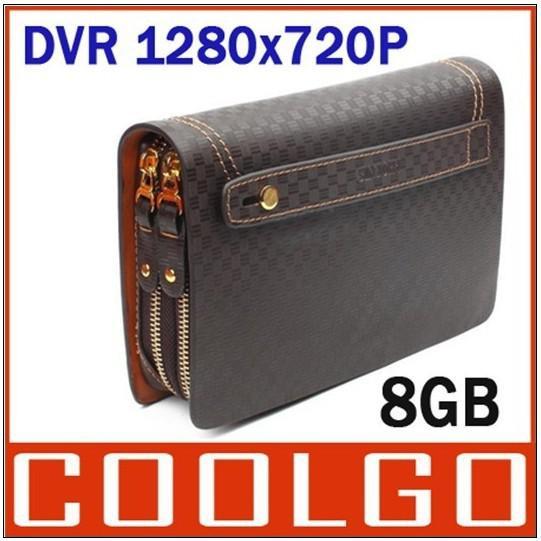 1280x720P HD 8GB Spy Hidden DVR Bag Camera Camcorder Handbag