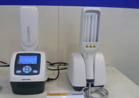 Wholesale Uv Hand Lamp - PROMOTION handheld UV phototherapy 311nm narrow band UVB lamps for vitiligo ,psoriasis KN-4006BL foot and hand vitiligo lamp