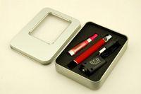 Wholesale Ego Aluminium Box - DHL EMS Free EGO CE5 Kits Electronic Cigarette E-cigarette E-cig kits Atomizers Colorful Batteries in Aluminium Box Ego Kits