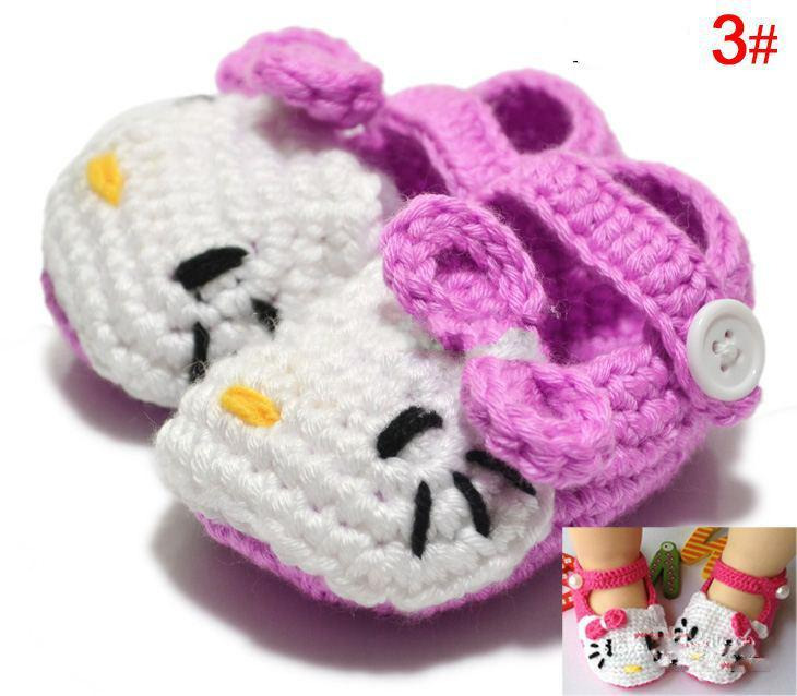2014 flower girl Crochet shoes Toddler Shoes Handmade infant Shoes baby First walker shoes