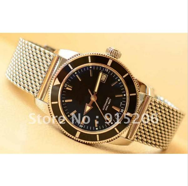 Black Bezel MINT Automatic MEN'S MENS WATCH WATCHES A13320 world famous brand watches men watch