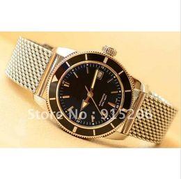 $enCountryForm.capitalKeyWord Australia - Black Bezel MINT Automatic MEN'S MENS WATCH WATCHES A13320 world famous brand watches men watch
