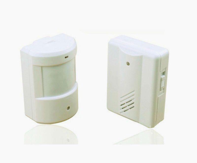 2019 Electro Guard Watch Motion Sensor Alarm Door Bell