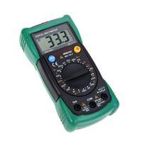 Wholesale Digital Multimeter Free - Digital Multimeter Detector Non-Contact Range MASTECH MS8233C H4494 Free Shipping